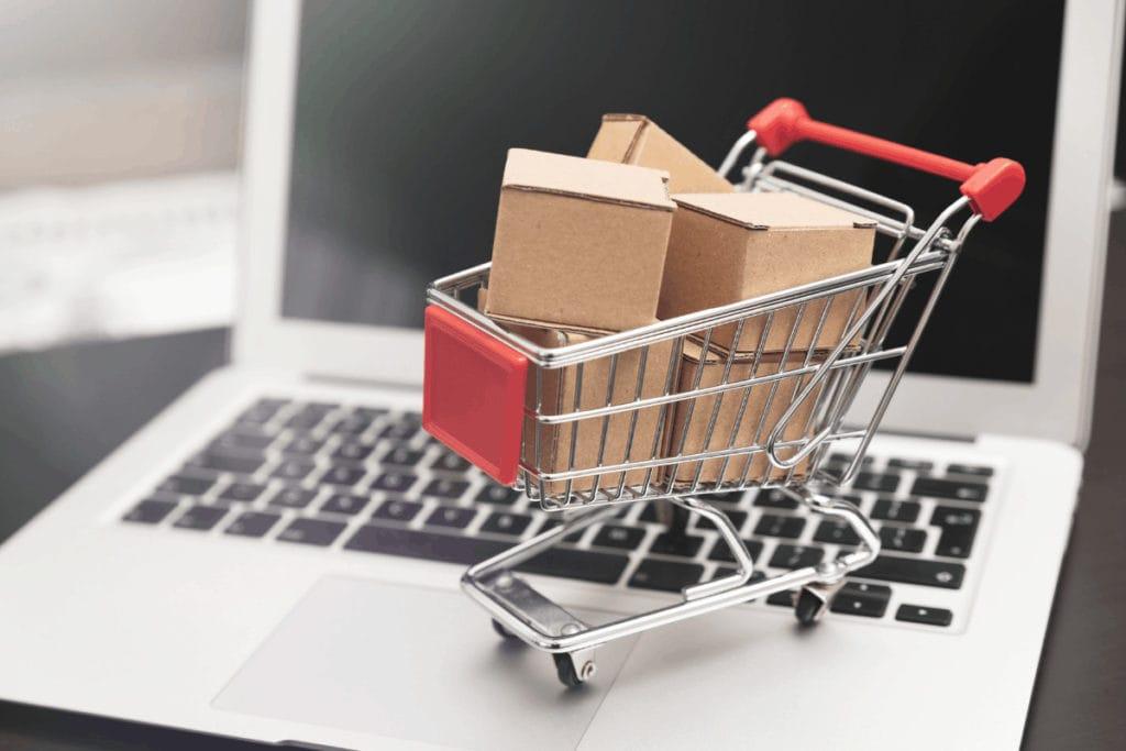 סוגי אתרים - חנות דיגיטלית