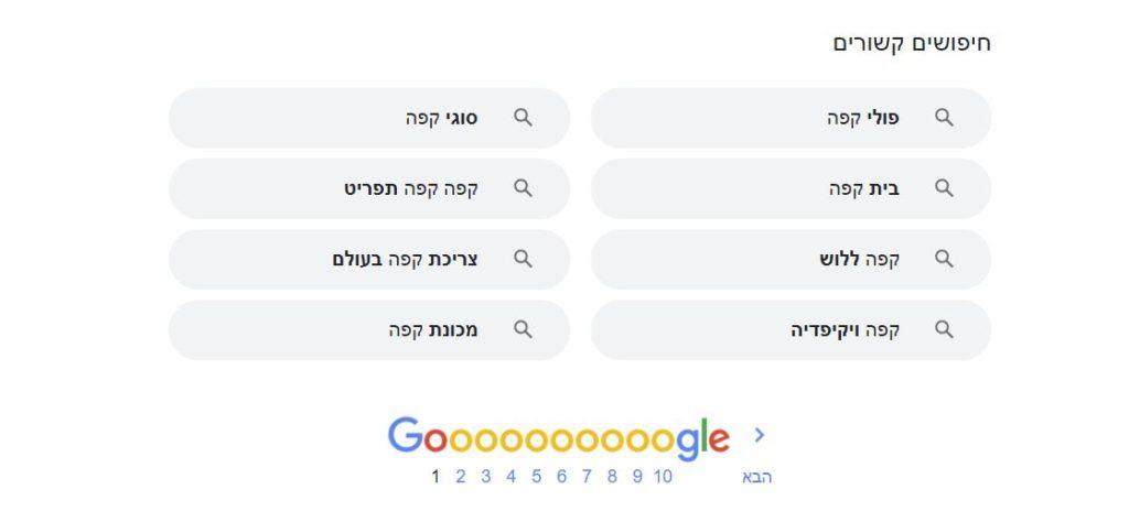 המלצות-חיפושים-קשורים-של-גוגל